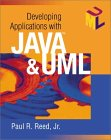 Logo for Book;Developing Applications with Java and UML